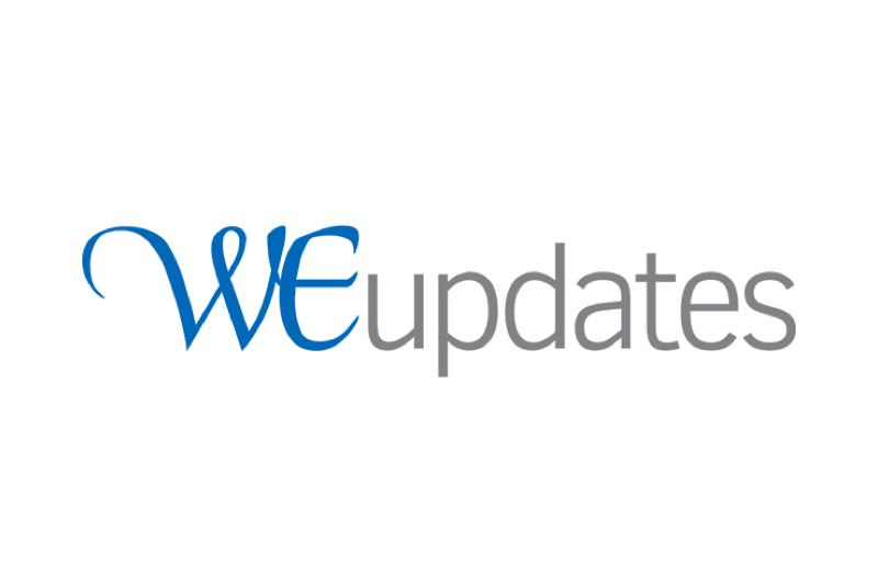 WEupdates logo