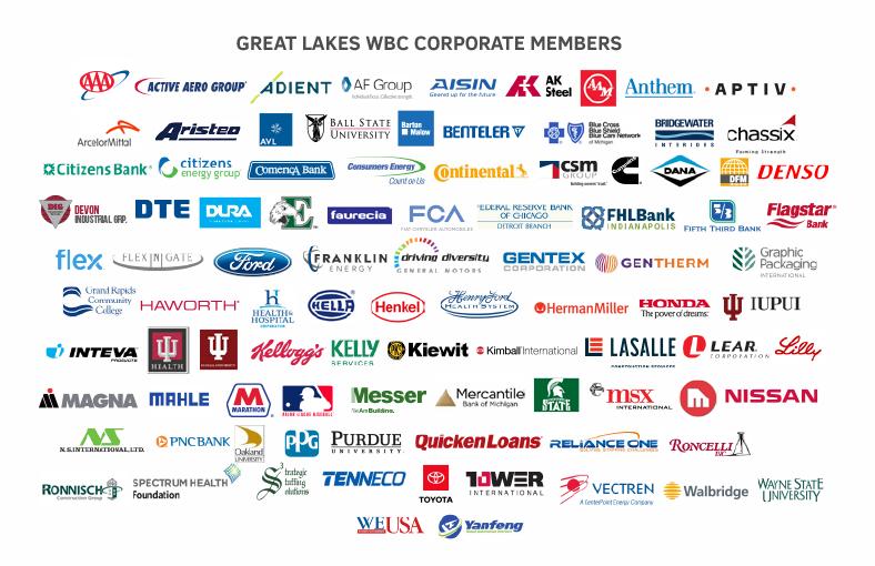 Great Lakes WBC Corporate Members