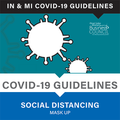 COVID-19 Guidelines for Michigan and Indiana