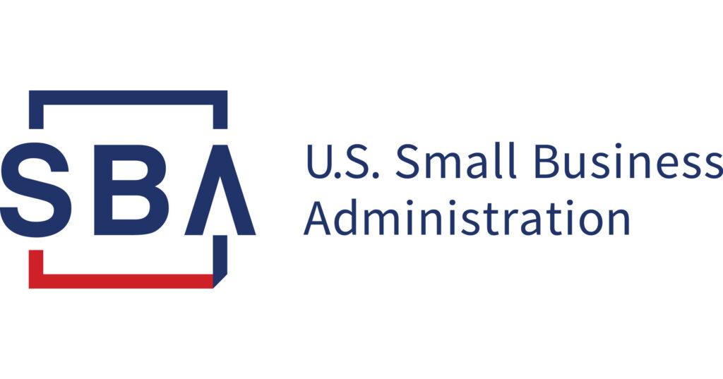 SBA Logo + U.S. Small Business Adminstration