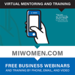 Free Business Webinars and miwomen.com