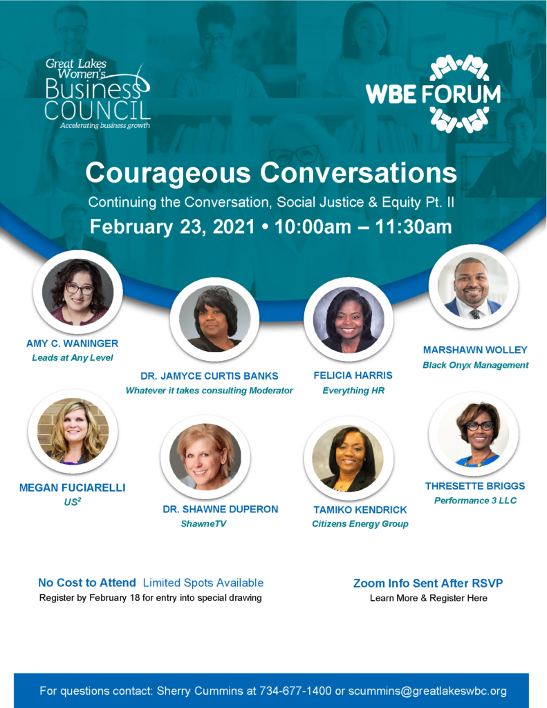 1/23/21 WBE Forum Flyer