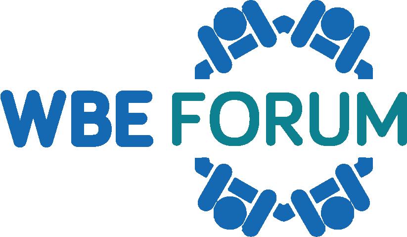 WBE Forum logo