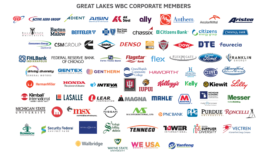 Great Lakes WBC Corporate members