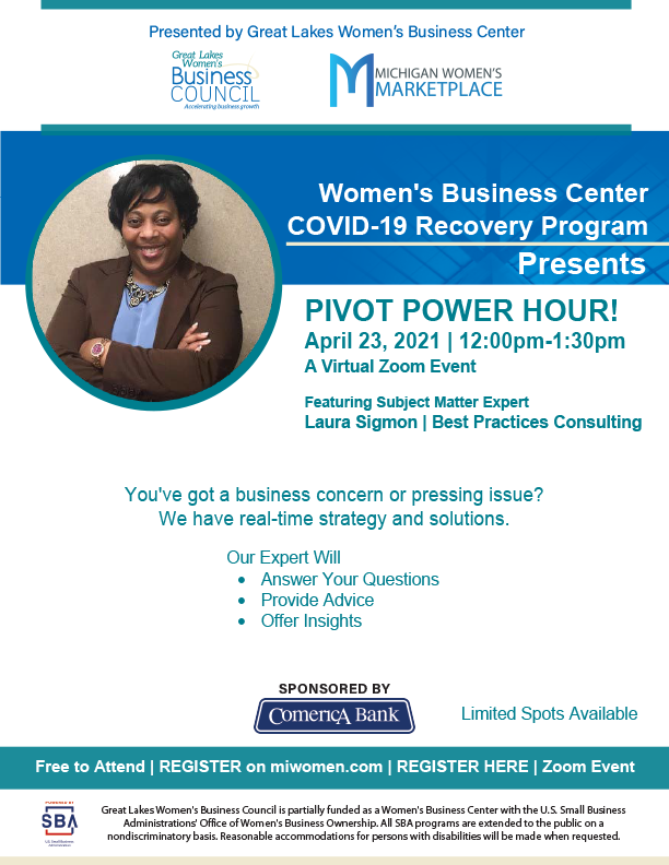 PIVOT POWER HOUR!