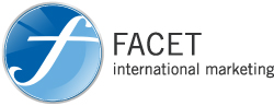 Facet International marketing logo