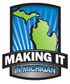 Making it in Michigan logo