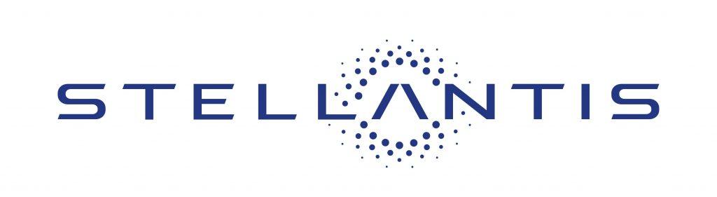 Stellantis Logo White Background