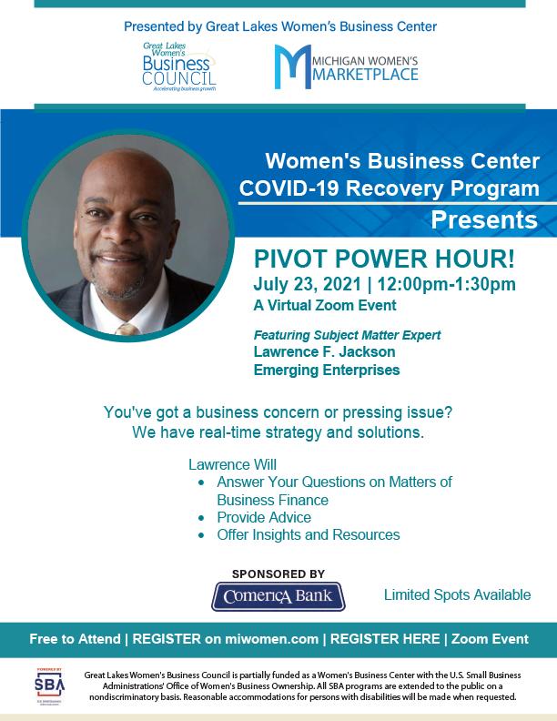 Pivot Power Hour