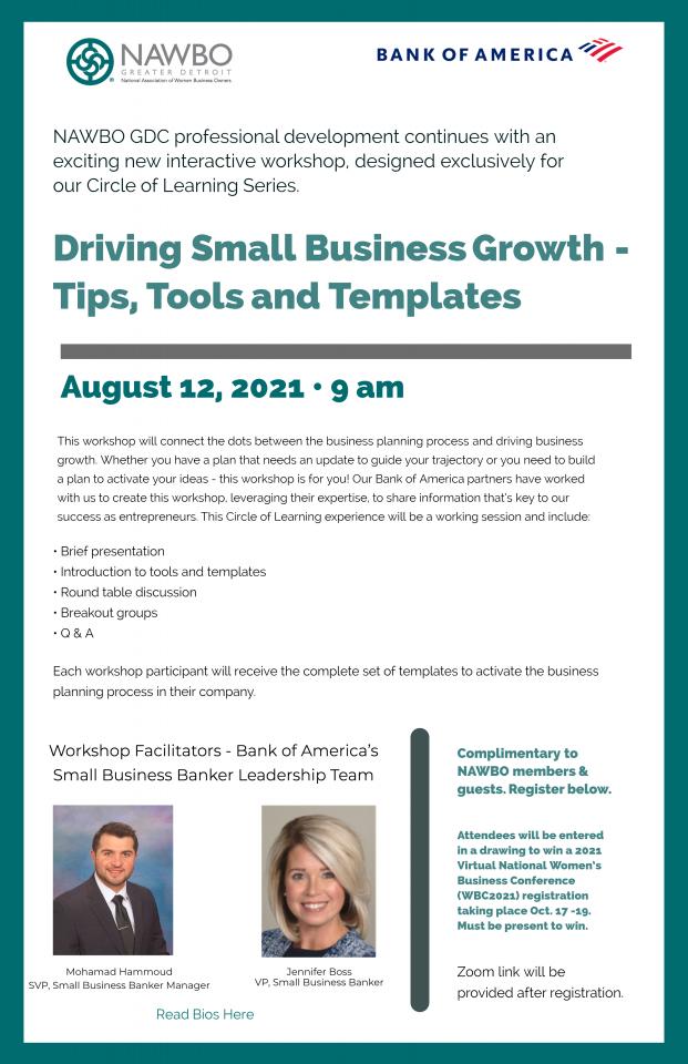 NAWBO   Driving Small Business Growth