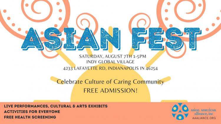 Image of the Asian Fest