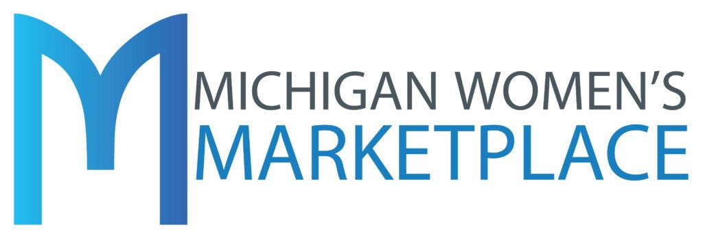 Michigan Women's Marketplace logo
