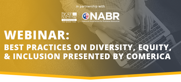Best Practices on Diversity, Equity ans Inclusion